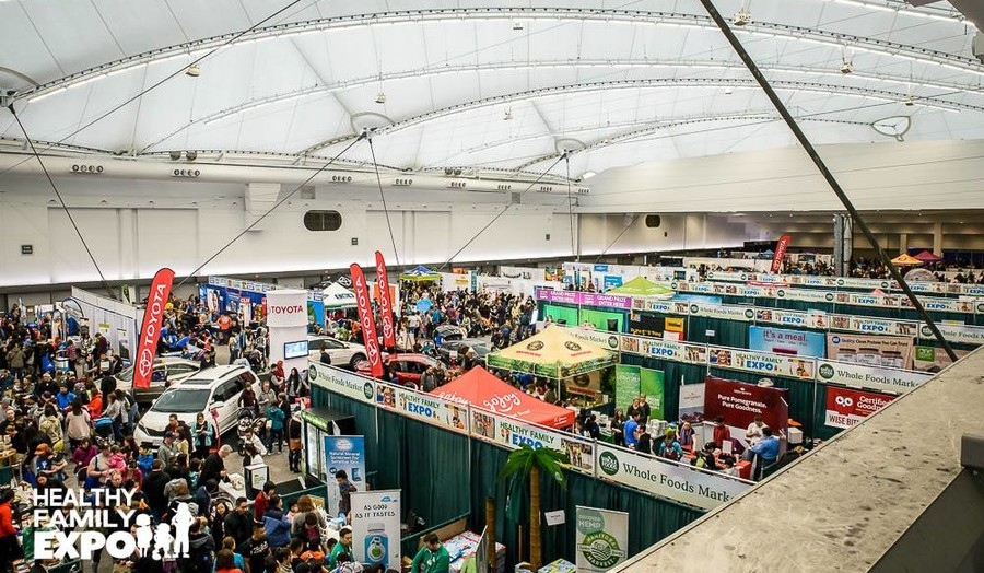 Healthy Family Expo 2019 – Events – Vancouver Convention Centre