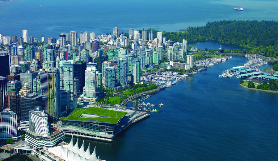 Vancouver Ranked Top North American City For International