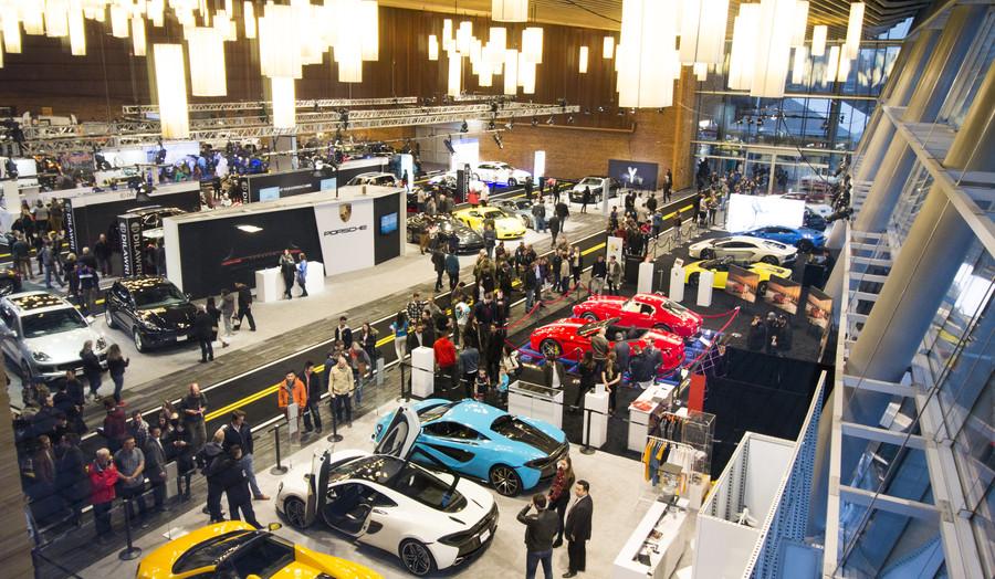 Vancouver International Auto Show Events Vancouver - Car show vancouver 2018