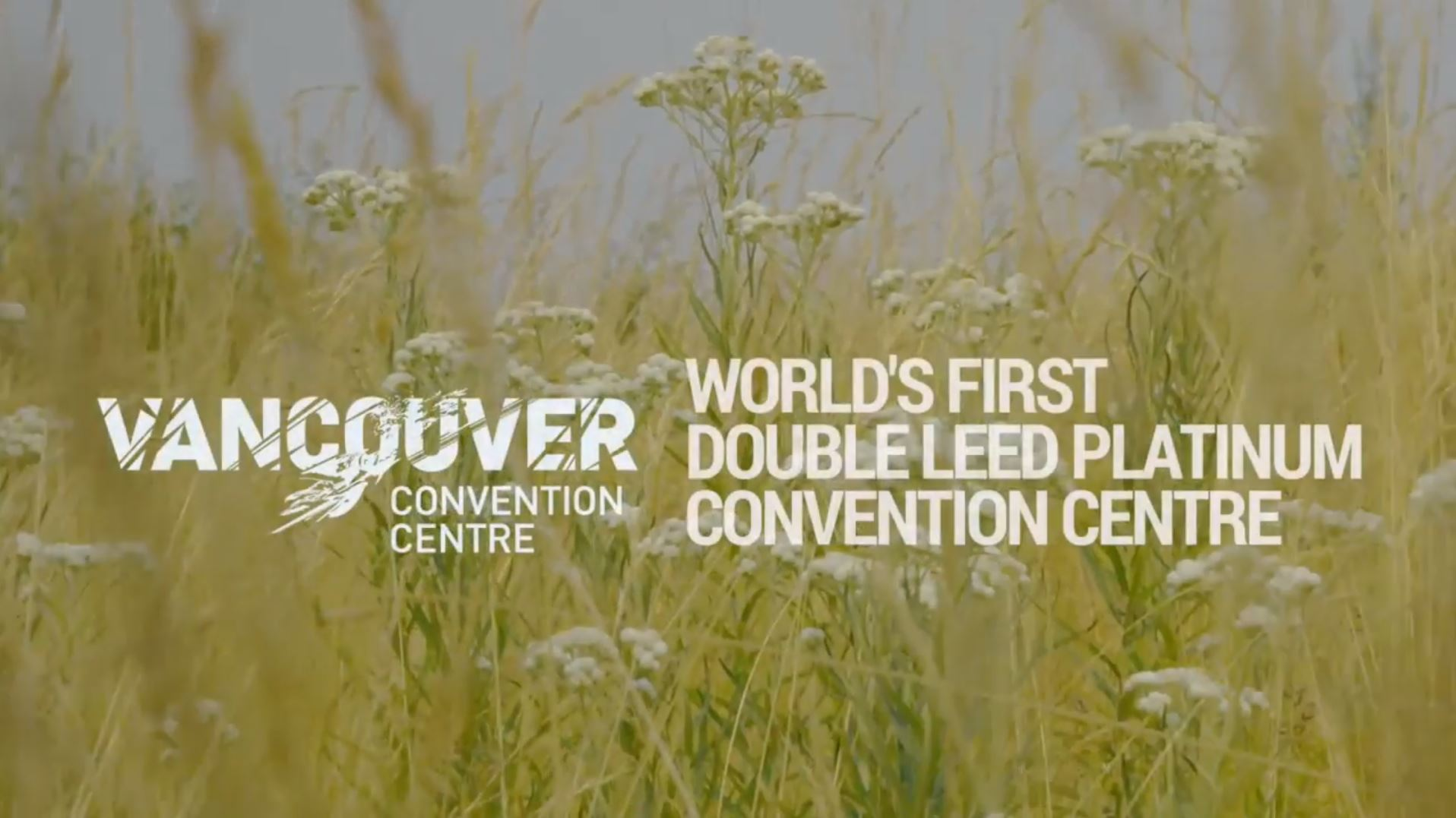 World's First Double LEED® Platinum Convention Centre