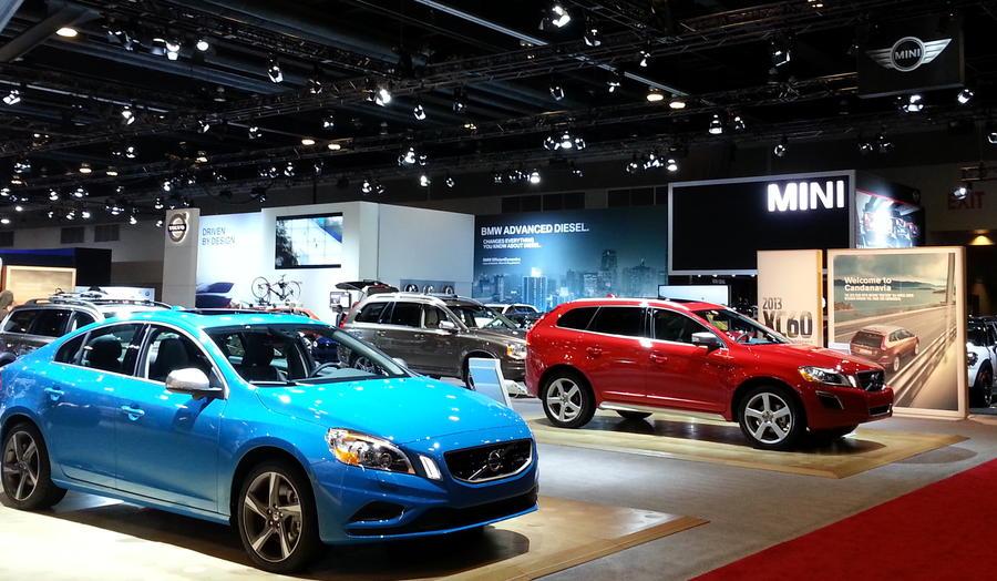 Th Vancouver International Auto Show Events Vancouver - Automotive convention