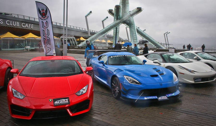 Vancouver international auto show 2017 events for International builders show 2017 exhibitors