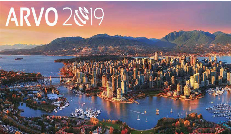 The Association for Research in Vision and Opthalmology 2019