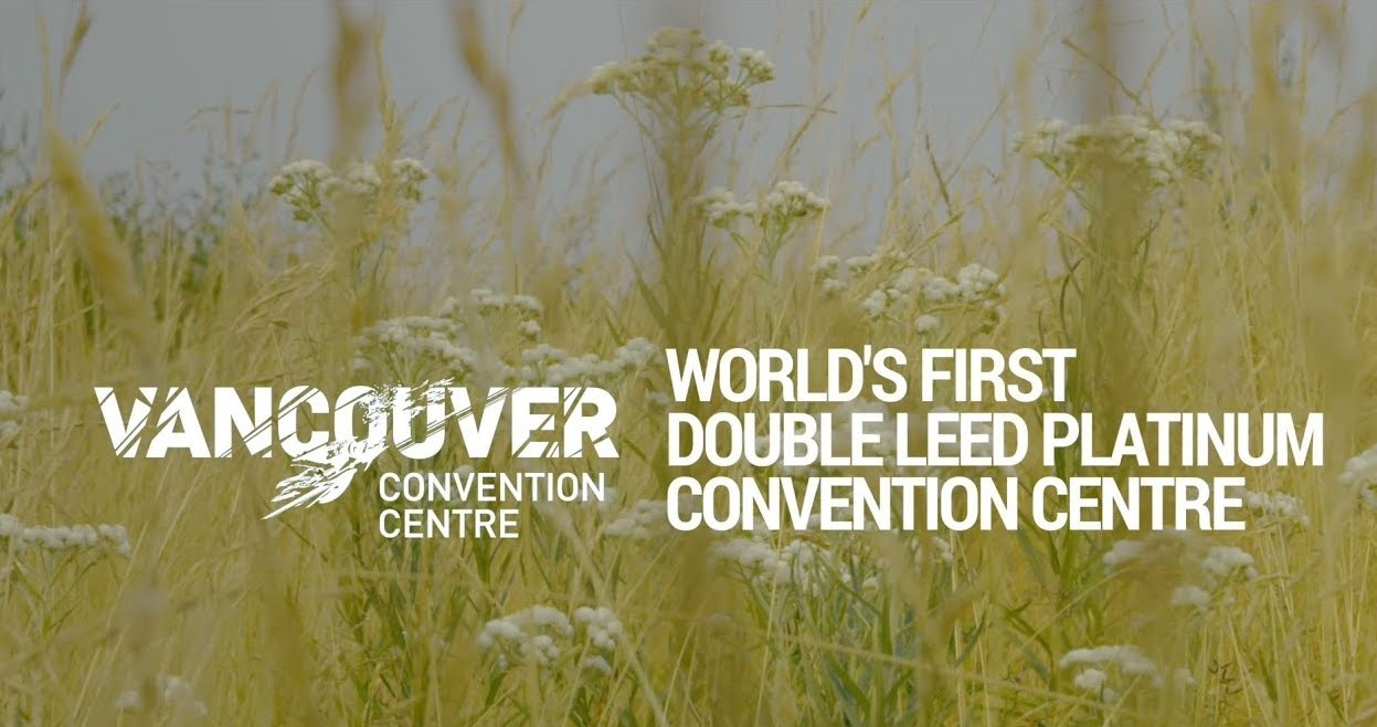 World's First Double LEED Platinum Convention Centre
