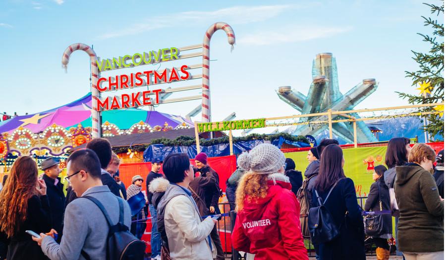 Vancouver Christmas Market.Vancouver Christmas Market Events Vancouver Convention