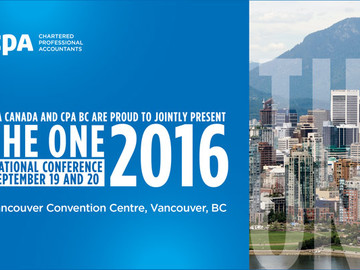 September 2016 – Events – Vancouver Convention Centre